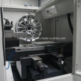 Niedrige Kosten-Legierungs-Rad-Reparatur CNC-Drehbank-Maschine Awr2840PC