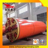 tubo concreto dei residui di 3500mm che solleva macchina con il criccio