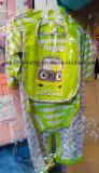100%年の綿のジャージーの赤ん坊のスーツ