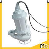 Pompe submersible centrifuge électrique de boue de débit