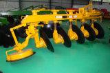 農業機械可逆ディスクすき