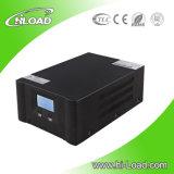 UPS en ligne à haute fréquence de 220V 3kVA avec la batterie à l'intérieur
