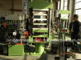 máquina de goma de la prensa 50t, prensa de planchar para el caucho