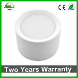 9W caldo AC85-265V LED bianco/nero Downlight di SMD5730