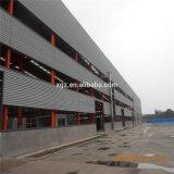 Estructura de acero de construcción de casas prefabricadas de metal