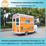 Tricycle de nourriture/camion de nourriture/chariot électriques de nourriture avec la bonne qualité