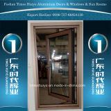 Tissu pour rideaux en aluminium Windows de couleur neuve avec l'isolation thermique