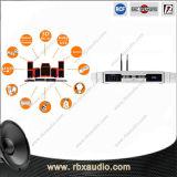 système de haut-parleur de son surround de théâtre à la maison du DJ de la Manche 3D710 5.1