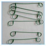 Legami galvanizzati/PVC ricoperti del collegare del legame del ciclo/del collegare/sacchetto legame del sacchetto/legami del ciclo con buona qualità (esportazione della fabbrica)