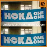 Bandera publicitaria barata del acoplamiento del cartel de la tela del poliester (UTE-M0740)