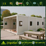 Living와 Office를 위한 다기능 Container House