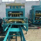 機械(QT10-15)を作る具体的なフライアッシュの空のブロック