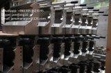 Machine de ternissement thermique de matériaux durables de la production Ts-95