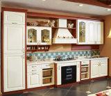 Het klassieke Meubilair van de Keukenkast van pvc (zc-040)