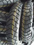 Neumático y tubo de la motocicleta