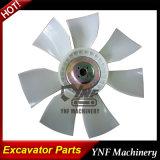 6bg1 Ventilator 6 van de motor Bladen & 7 Bladen