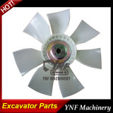 láminas del ventilador de motor 6bg1 6 y 7 láminas