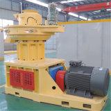 鳴らせる機械を1-2tph木製の餌は餌の製造所の価格を停止する