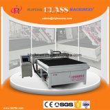 con la fractura del vidrio de la maquinaria del CNC del vector (RF3826CNC)