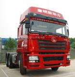 Camion di trasporto della testa del trattore del Cummins Engine 6X4 del trattore del camion del contenitore di Shacman F3000