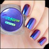 Порошок пигмента Colorant ногтя перевод цвета хамелеона