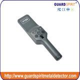 Metal detector tenuto in mano portatile della bacchetta eccellente per lo scansione di obbligazione