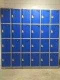 Пластичный шкаф локера с 4 ярусами