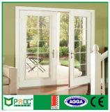 Puerta de oscilación interior del estilo de Pnoc080226ls con la parrilla