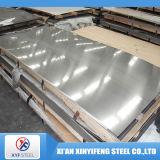 Feuille laminée à froid d'acier inoxydable 321 en métal