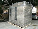 Forno rotativo diesel dei cassetti del professionista 64 di grande capienza per pane