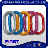 Il colore G80 ha verniciato la maglia di connessione forgiata dell'acciaio legato