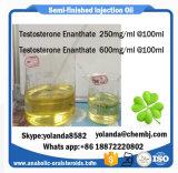스테로이드 대략 완성되는 기름 테스토스테론 Enanthate 600mg/Ml