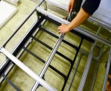 3m Fenster, das Butylband RV für Ofen-Tür dichtet
