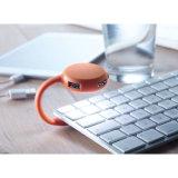 Светильник 5 СИД и Port эпицентр деятельности USB 4 с подгонянным логосом