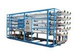 Dessalement industriel de traitement d'eau de mer par le système d'osmose d'inversion