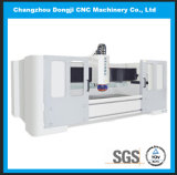 CNCの特別な形のガラス端のひき、磨く機械