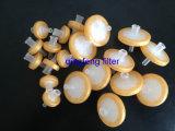 Filtre 0.22um 0.45um de seringue de laboratoire de PVDF