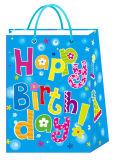 Мешки несущей подарка искусствоа продуктов вечеринки по случаю дня рождения бумажные