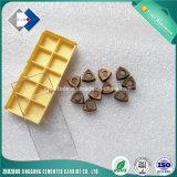 ISO Wpmt вставки инструмента лобового фрезерования карбида вольфрама материальный