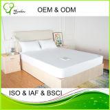 卸売によってカスタマイズされる柔らかい綿の防水マットレスのカバーかベッドのマットレスの上層