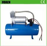 Compresor de aire de 12 voltios para el claxon del aire del coche