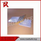 Vite prigioniera di plastica di Raivse della marcatura di strada del doppio riflettore luminoso laterale