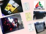 De interior morir la exhibición de LED del molde