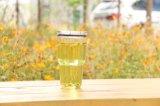 Glasstroh-Becher/Autoyeti-Arbeitsweg-Cup mit buntem Griff