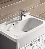 Governo di vanità della stanza da bagno dell'acciaio inossidabile (T-9584)