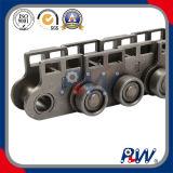 Chaînes de convoyage pour équipement de fibre de bois (P40)