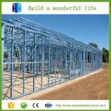 Chambres rapides de construction chaudes de construction de Chambre de structure métallique de structure métallique d'abri de structure métallique de vente