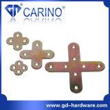 철 금속 벽 커튼 편평한 코너 버팀대 (W535)