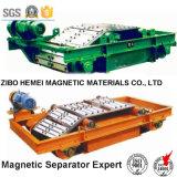 Separador permanente Self-Cleaning de Mangetic para o ferro metalúrgico da escória