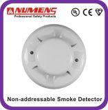 Detector de humos fotoeléctrico convencional aprobado 24V de la UL (SNC-300-S2)